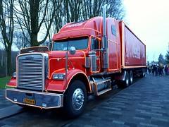Coca Cola supply of Thialf, Heerenveen (Alta alatis patent) Tags: heerenveen coca cola supply truck thialf