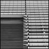 Slats (KVSE) Tags: angles architecturenobridges architecturedetails blackandwhite colours form lines recedinglines repetition