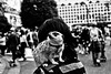 Just take your pet meerkat to Shibuya.....why and how?! (Victor Borst) Tags: street streetphotography streetlife reallife real realpeople asia asian asians faces face candid travel travelling trip traffic traveling urban urbanroots urbanjungle blackandwhite bw mono monotone monochrome shibuyacrossing meercat city cityscape citylife tokyo fuji fujifilm xpro2 japan japanese