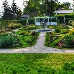 Brockville Ontario Canada  - Fulford Place - Heritage  - Garden thumbnail