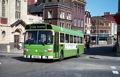 Southdown 778 870905 Portsmouth [jg] (maljoe) Tags: southdown nationalbuscompany nbc leylandnational leyland