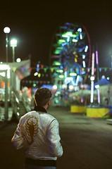 Drive~ (Manto Prestipino) Tags: portrait boy youth film filmphotography filmisnotdead analogic analogue analog 35mm kodak nikon lights bokeh winter