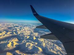 White Norway (Mikesch.75) Tags: norway norwegen flieger flight schnee snow airplane