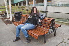 078 (Fearless Zombie) Tags: downtownseattle jessicajones marvel marvelcinematicuniverse marvelnetflix marvelcosplay netflixjessicajones netflixoriginal netflixoriginaljessicajones seattle cosplay