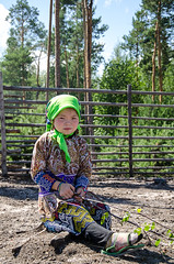Khanty-85 (Polina K Petrenko) Tags: farnorth russia siberia culture ethnic holiday indigenous khanty localpeople nikon reindeer traditional