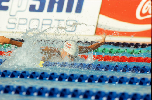 561 Swimming EM 1991 Athens