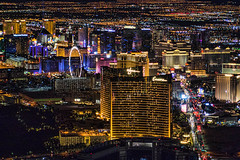 The Vegas Sensation (TIA International Photography) Tags: lasvegas las vegas lv nevada strip city cityscape aerial view night urban landscape hotel resort amusement entertainment spectacle tower observation deck casino gamble gambling usa paradise boulevard blvd encore wynn treasure island mirage venetian caesars palace cosmo cosmopolitan linq high roller ferris wheel hilton grand vacations mandalay bay luxor newyork excalibur flamingo bally palazzo bellagio paris buildings illumination sparkle tosinarasi tia ©tiainternationalphotography vegasstrong