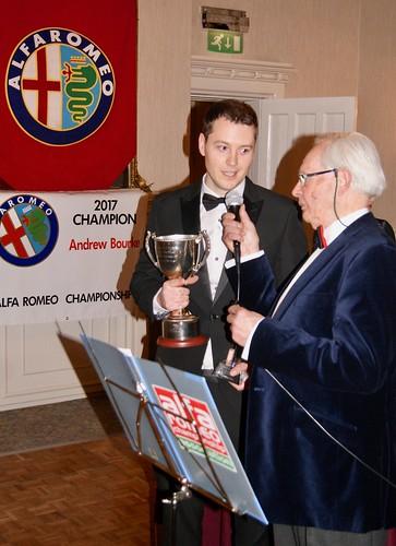 Alfa Romeo Championship - 2017 Awards
