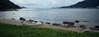 quiet island (Steve only) Tags: hasselblad xpan 445 454 45mm f4 rangefinder kodak pro image 100 film epson gtx970 v750 snap landscape island 梅窩 sea sky cloud boat