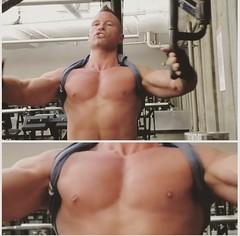 pec dec flyes (ddman_70) Tags: pecs chest muscle workout gym
