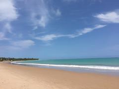 Praia (Fabio Devai) Tags: ifttt 500px sea catamaran beach coastline sand shore wave seascape surf sunbathing horizon over water coastal feature