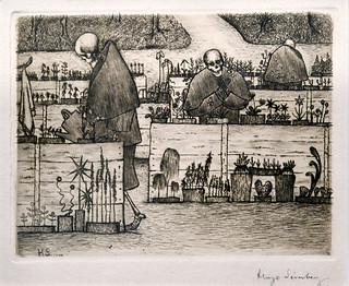 The Garden of Death, by Hugo Simberg, 1897
