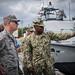 Deputy Director of the National Reconnaissance Office visits Guam coastal riverine forces