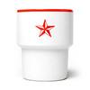 KUBAS_12 STAR (VonMurr) Tags: design vector logo mug kubas mamsam maurycygomulicki star redstar