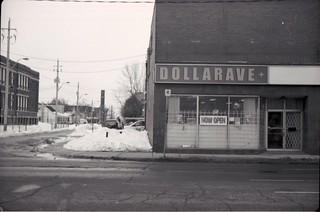 Dollar Ave?  Dolla Rave?