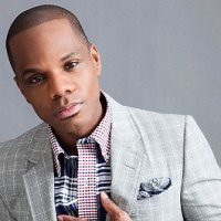 Kirk Franklin fan photo