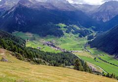 Green mountain (giorgiorodano46) Tags: agosto2005 august 2005 giorgiorodano rivaditures reinintaufers sudtirolo altoadige mountain landscape green verde hiking italy