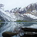 Thawing Out, Convict Lake, Sierra Nevada 5-16