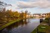 Ratho, Union Canal (Briantc) Tags: scotland lothian edinburgh lothians ratho canal unioncanal union reflections reflection boats narrowboats