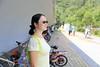 IMG_7028A (Ethene Lin) Tags: 日月潭 向山遊客中心 腳踏車 人像