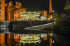 refections in the dock (paul hitchmough photography 2) Tags: nikond800 nikonphotograhy reflections salthousedock liverpool albertdock nightphotography longexposure longexpoureatnight architecture water