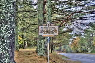 St. John's in the Wilderness Episcopal Church - cemetery