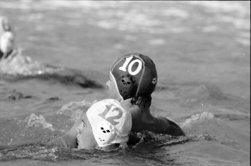 074 Waterpolo EM 1991 Athens