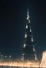 Khlifa Tower (Abdulkader Oubari) Tags: tower building dubai emirates uae night dancing fountain khalifa nikon d610 tokina rmc 17mm water aleppo syrian