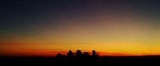 nightfall....