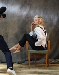 Lena Gercke 3 (wunderkid84) Tags: barefoot black casualclothing celebrities clothing female pants celebrity adult actress females bare barefeet business businesswoman businesswomen businesssuit blackpants pant pantsuit pin pins pinstripe pinstripes stripes outfit outfits foot feet shoesoff noshoes toes toe tuxedo tuxedos