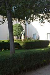 Rome, Italy - Villa Giulia (Etruscan Museum) - Bust of Felice Barnabei (jrozwado) Tags: europe italy italia rome roma villagiulia museum archaeology etruscan villa gardem giardino bust sculpture felicebarnabei
