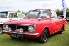 MKK 617F (1) (Nivek.Old.Gold) Tags: 1967 ford cortina 1600 super convertible mk2
