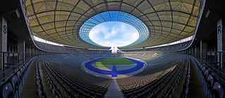 Berlin Olympiastadion (Panorama)