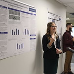 Biology majors present capstone research