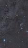 Orion, Monoceros, Sirius - wide field (astrothad) Tags: space cosmos stars astronomy astrophoto winterstars winterskies milkyway orion monceros lepus sirius betelgeuse bellatrix rigel saiph alnitak alnilam mintaka rosettenebula m41 m78 m42 m43 runningmannebula horseheadnebula darkmolecularclouds orionnebula christmastreecluster starclusters starformation