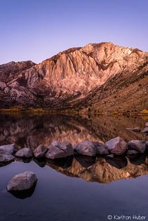 Fall Colors Trip - Convict Lake