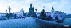 Purple Prague, Study 10 (1nspired.artist) Tags: horizon202 lomochrome purple lomochromepurple 35mm lomo prague praha inspiredartist art europe iso100 film epsonv500 panorama