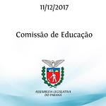Comissão de Educação 11/12/2017