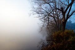 greenlake 12/11/17 (remash~) Tags: greenlake seattle pnw lake fog dock landscape nature park