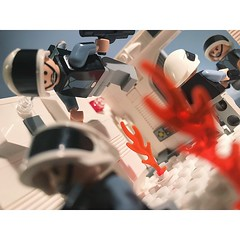 Rogue One (the_lego_empire_585.) Tags: rogueone rogue vader darthvader legostarwars starwars lego