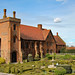 Surviving wing of the original Tudor-era Hatfield House/ Palace