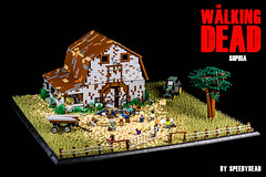 The Walking Dead - Sophia (speedyhead79) Tags: lego walkingdead moc sophia twd