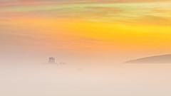 the void (Anthony White) Tags: purbeckdistrict england unitedkingdom gb anthonywhitesphotography sony sunrise mist shroudedinmist mystery nopeople