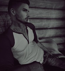 Me Nov 2017 (suan.deluxe) Tags: avatar alone chillout day dream hot male man moment men picture secondlife unreal