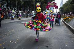 """""""Carnaval de Calaveras"""" Desfile Muertos CDMX 2017 (El Volador S.A.) Tags: череп volador event street family skull calaveras carnaval desfile muertos mexico cdmx elvolador"""
