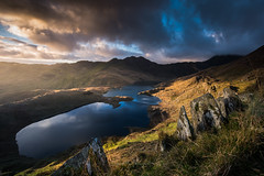 Llyn Llydaw (Gareth Mon Jones) Tags: