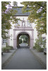 The Salvatorian Monastery of Steinfeld (memories-in-motion) Tags: monastery silence building architecture kloster steinfeld germany old fall tree gate people dof canon slow down eifel klostersteinfeld time distagon zeissdistagont1435ze 35mm zeiss manual