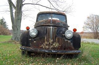 Forgotten Studebaker. New Castle, PA