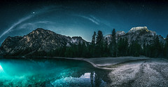 "Nightdream at "" Lago di Braies"" (SecureTheMoment) Tags: lagodibraies pragserwildsee lakeprags lakebraies nightsky starrysky nightdream bluewater dolomiten dolomites dolomiti mountains landscape nightscape landschaft tree night see lake lagoon vollmond sterne nachthimmel panorama securethemoment"