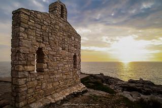 Sacred rock & Sunset